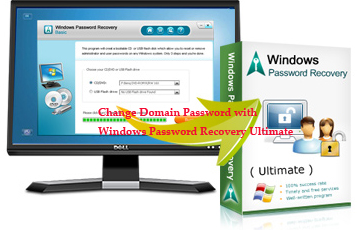 change domain password