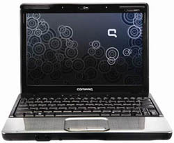 Compaq password reset