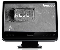 Lenovo reset password