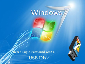 reset Windows 7 password with USB
