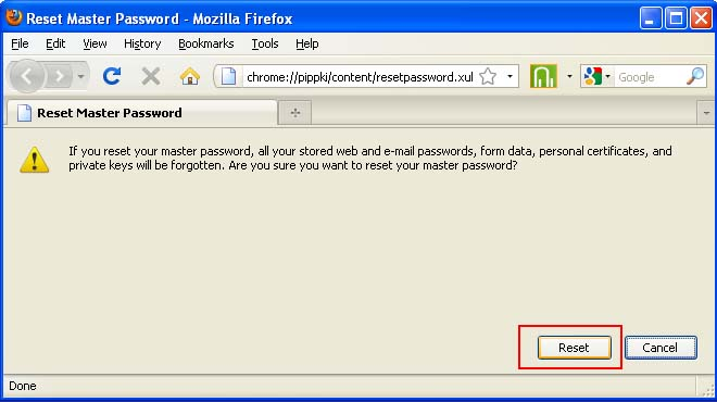 Ричард recovery mozilla password они